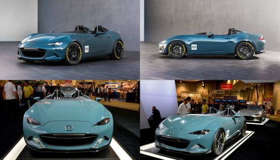 2016 Mazda MX-5 Spyder Versus MX-5 Speedster Concepts 4-tile