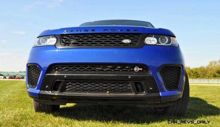 2016 Range Rover Sport SVR Review 1