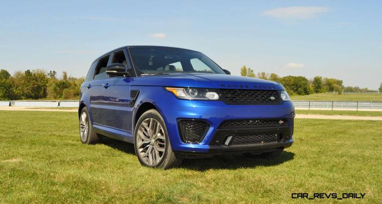 2016 Range Rover Sport SVR Review 16