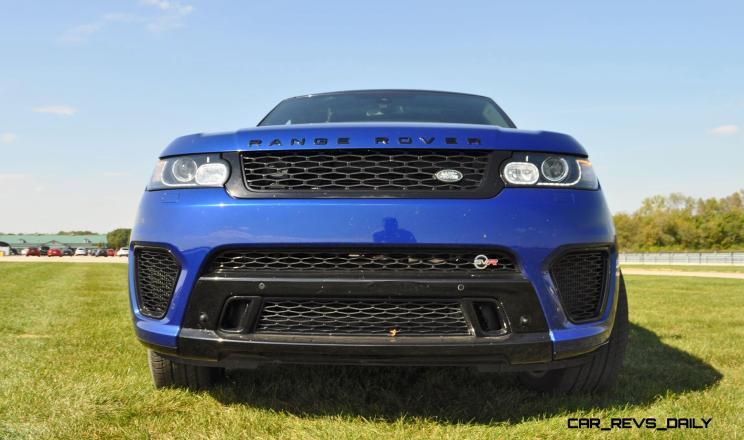 2016 Range Rover Sport SVR Review 2
