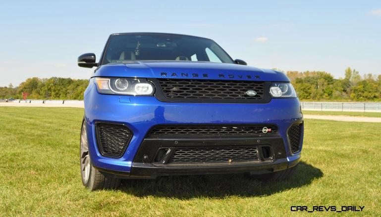 2016 Range Rover Sport SVR Review 8