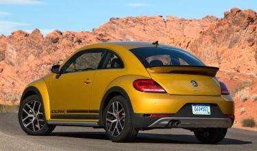 2016 Volkswagen Beetle DUNE Editions 2