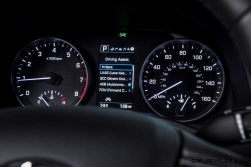 2017 Hyundai ELANTRA Sedan Interior 4