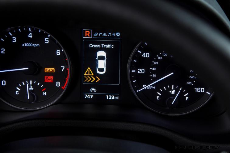 2017 Hyundai ELANTRA Sedan Interior 7