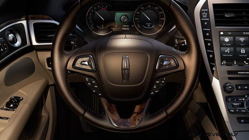 2017 Lincoln MKZ 20