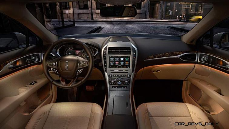 2017 Lincoln MKZ 21
