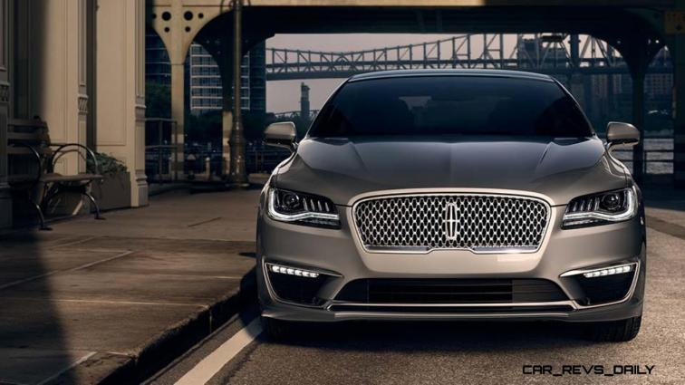 2017 Lincoln MKZ 5