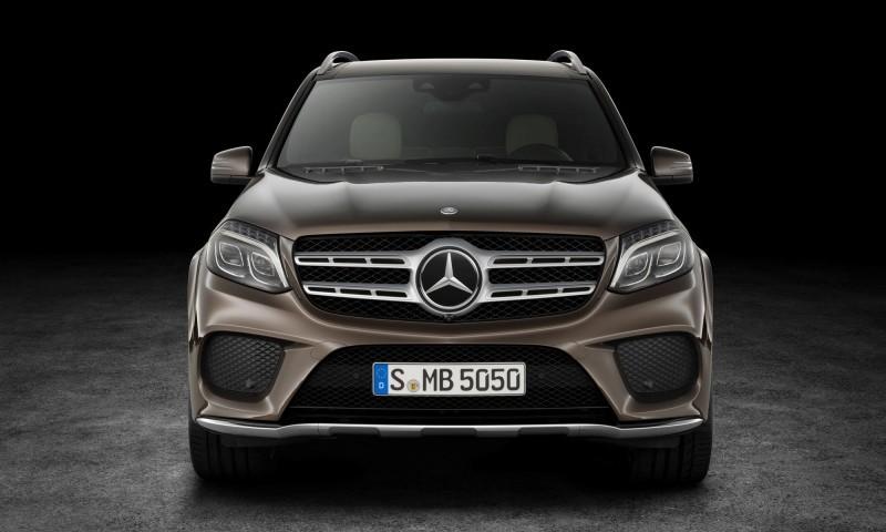2017 Mercedes-Benz GLS 23