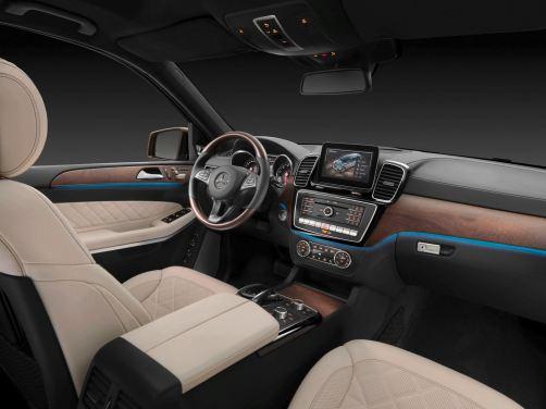 2017 Mercedes-Benz GLS 25