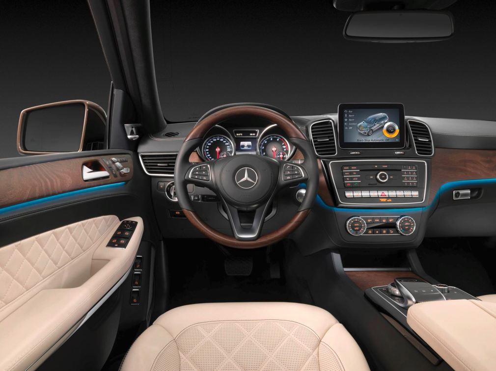2017 Mercedes-Benz GLS 26