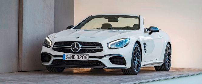 2017 Mercedes-Benz SL 25