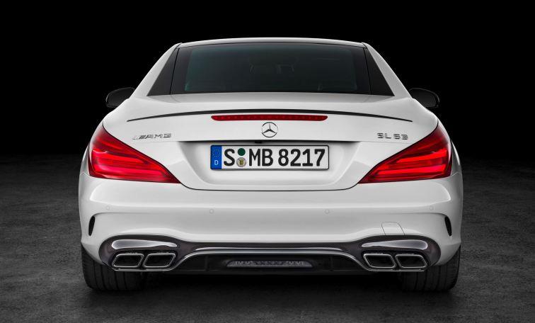 2017 Mercedes-Benz SL 52