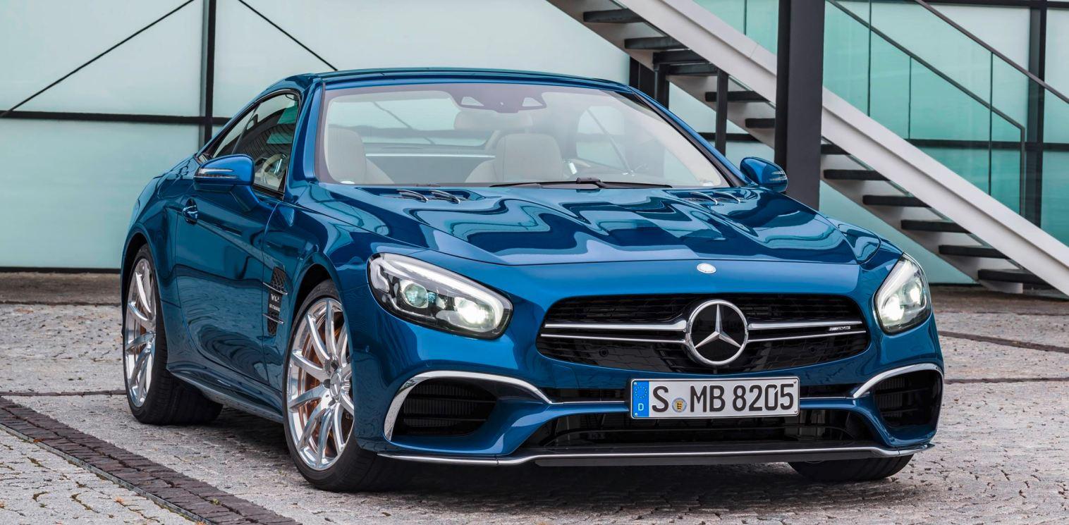 2017 Mercedes-Benz SL 69