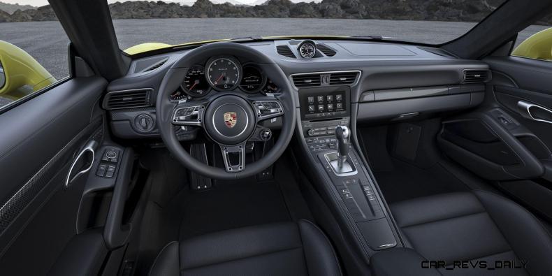 2017 Porsche 911 Turbo 2