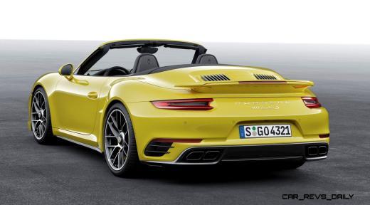 2017 Porsche 911 Turbo 26