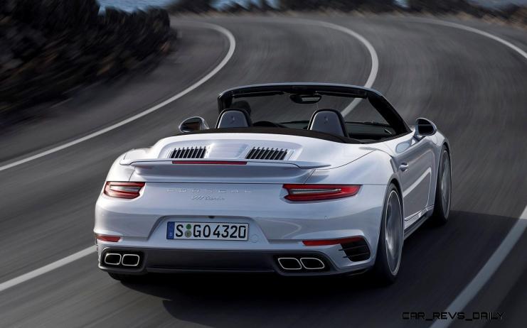 2017 Porsche 911 Turbo 8