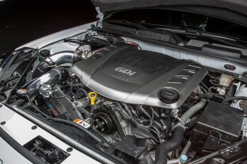 ARK Genesis Coupe