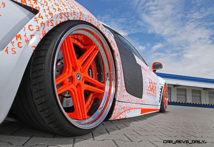 Audi R8 Schmidt Felgen12