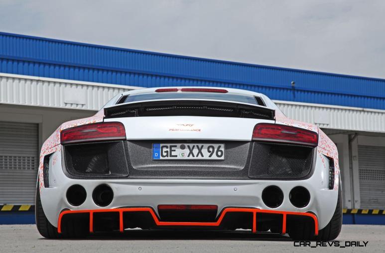 Audi R8 Schmidt Felgen13