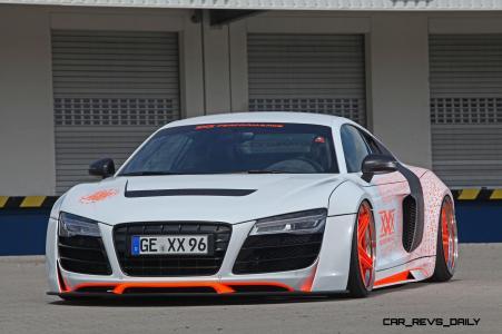 Audi R8 Schmidt Felgen2