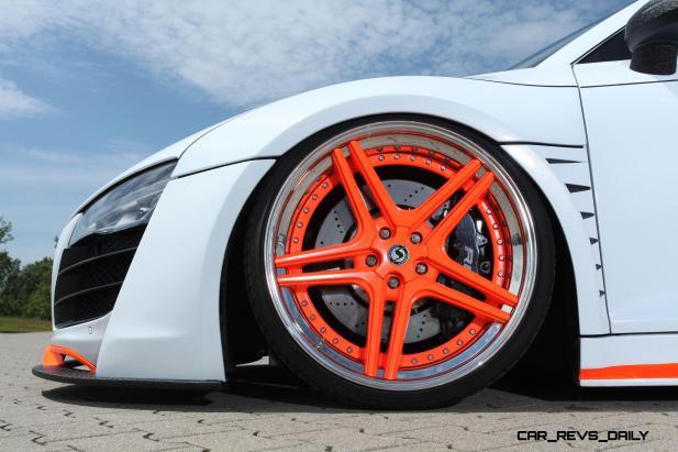 Audi R8 Schmidt Felgen6