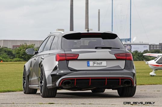Audi RS6 Schmidt Felge konkav12