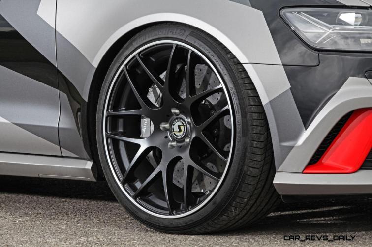 Audi RS6 Schmidt Felge konkav6