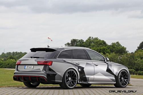 Audi RS6 Schmidt Felge konkav8