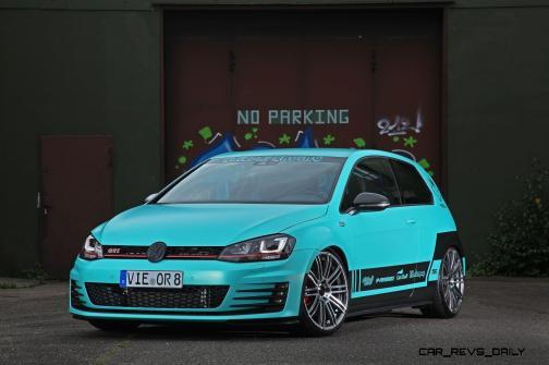 CAM SHAFT _ PP-Performance NRW VW Golf GTI MK7 14
