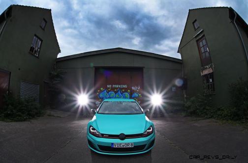 CAM SHAFT _ PP-Performance NRW VW Golf GTI MK7 15