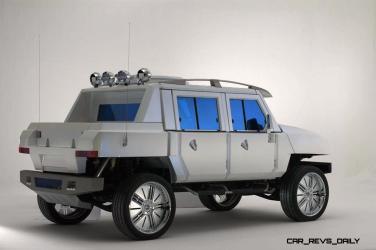 Concept Flashback - 2005 Fiat OLTRE 6
