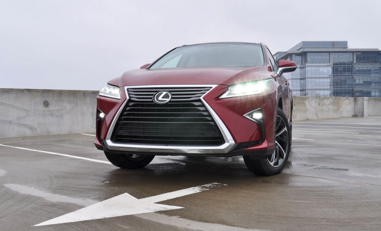 First Drive Review - 2016 Lexus RX350 FWD Luxury Package 1