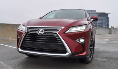 First Drive Review - 2016 Lexus RX350 FWD Luxury Package 25
