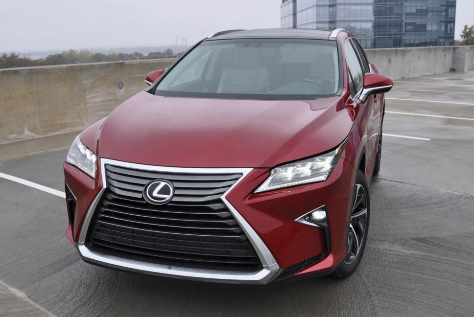 First Drive Review - 2016 Lexus RX350 FWD Luxury Package 26