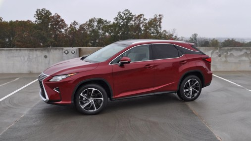 First Drive Review - 2016 Lexus RX350 FWD Luxury Package 39