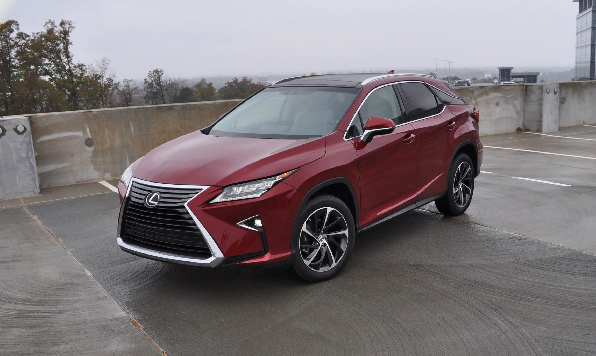 2016 Lexus RX350 Review