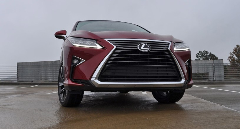 First Drive Review - 2016 Lexus RX350 FWD Luxury Package 51