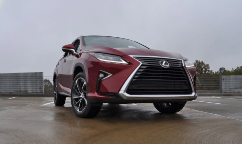 First Drive Review - 2016 Lexus RX350 FWD Luxury Package 54