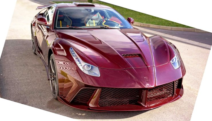 MANSORY Ferrari F12 Revoluzione 1