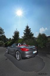 Porsche Boxster by SCHMIDT Revolution 10