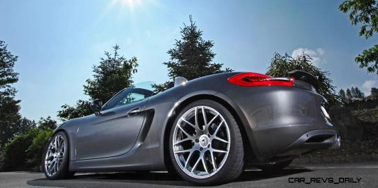 Porsche Boxster by SCHMIDT Revolution 12