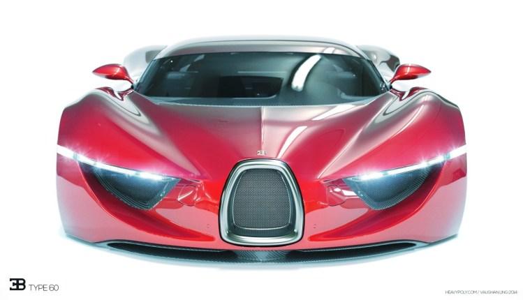 VAUGHAN LING - Bugatti Renderings 29