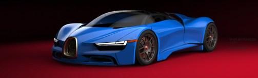 VAUGHAN LING - Bugatti Renderings 5