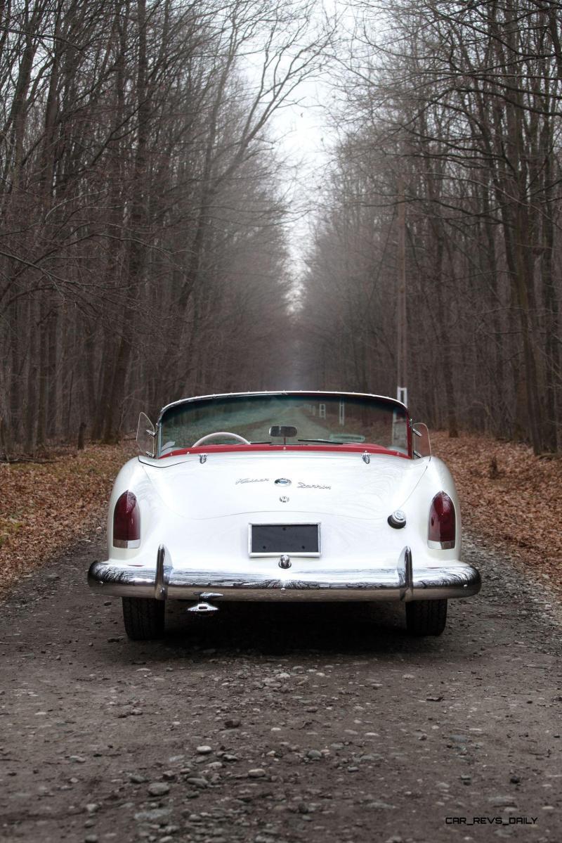 1954 Kaiser-Darrin Roadster 12