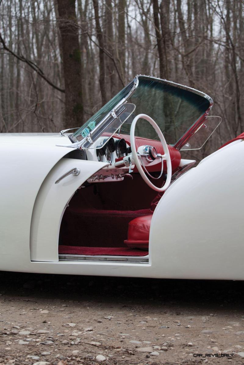 1954 Kaiser-Darrin Roadster 13