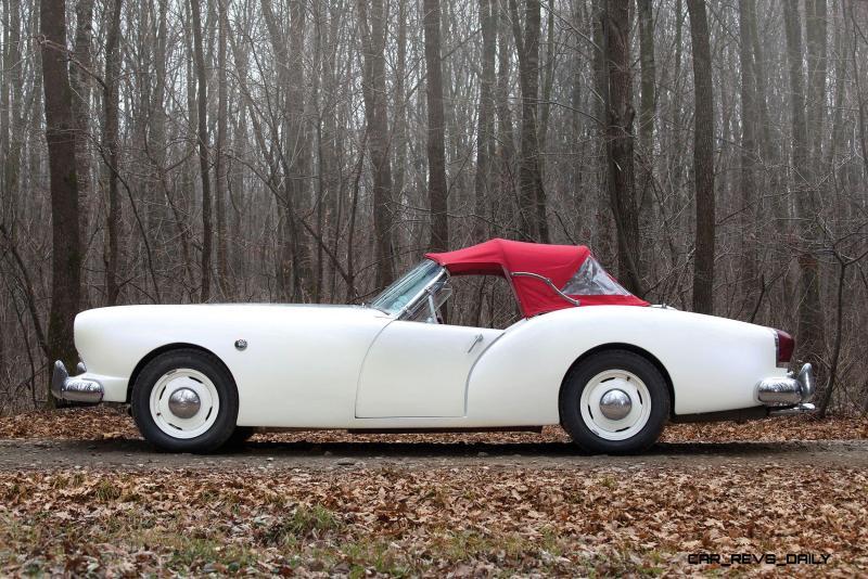 1954 Kaiser-Darrin Roadster 27