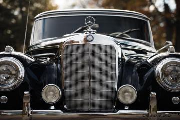 1955 Mercedes-Benz 300 Sc Coupe 12