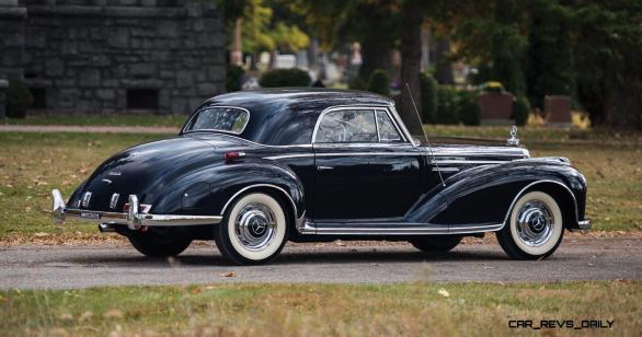 1955 Mercedes-Benz 300 Sc Coupe 33