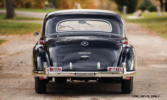 1955 Mercedes-Benz 300 Sc Coupe 7
