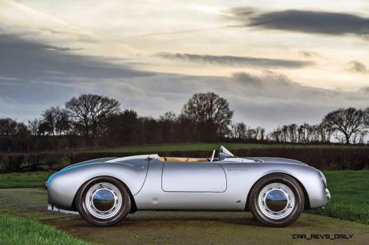 1955 Porsche 550 SPYDER 5